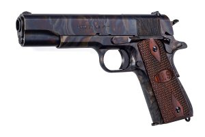 case hardened Auto Ordnance 1911A1