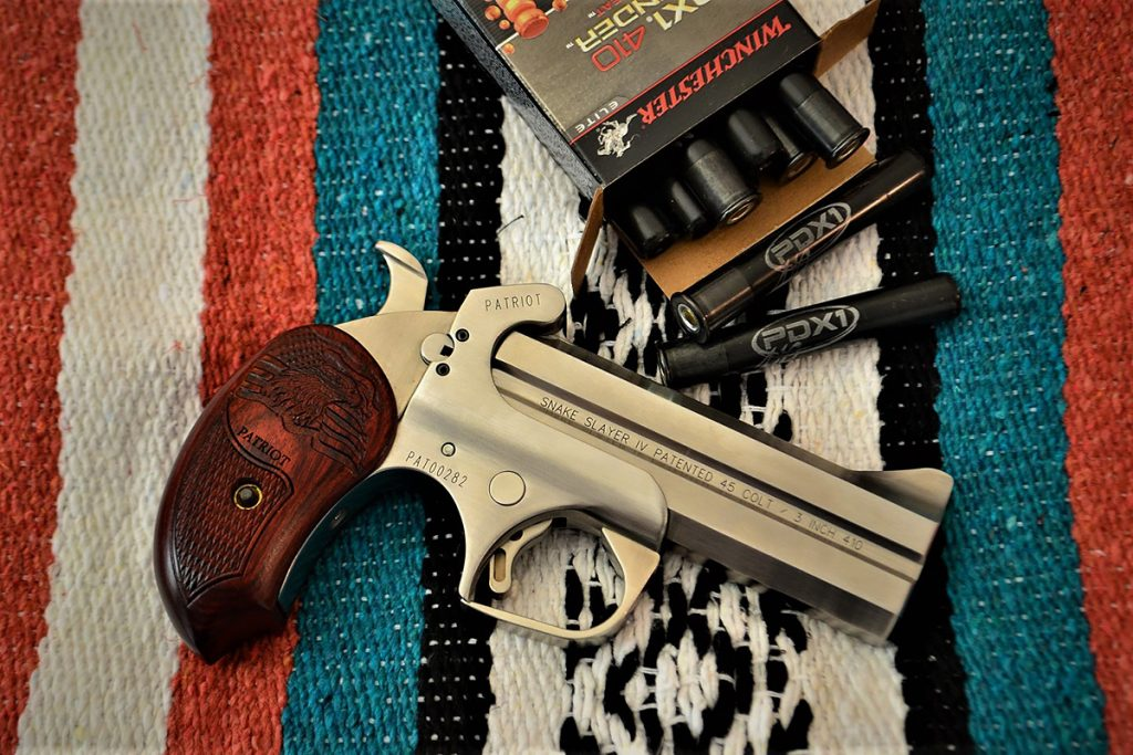 Bond Arms Snake Slayer IV CCW