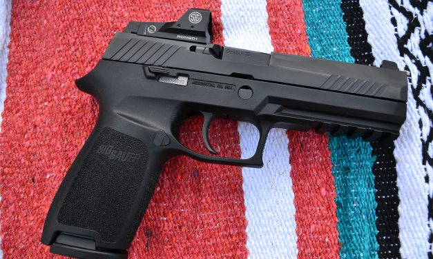 Sig P320RX 9mm Review: The Best Futuristic Combat Weapons for Armed Warriors