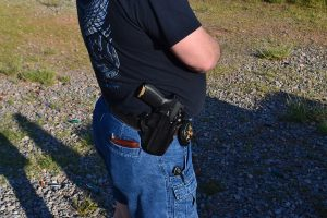 Sig P320 RX holster