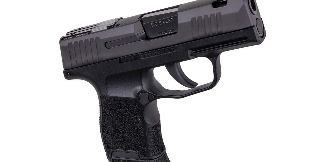 Sig P365 SAS 9mm – Best CCW and Plain Cloths 9mm