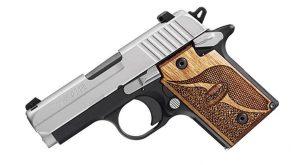 SIG P938 SAS 9mm