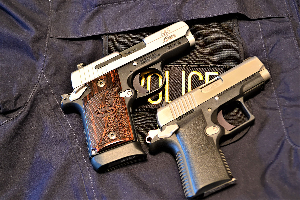 P938 and Colt Mustang