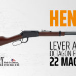 Review: Henry Lever Action Octagon Frontier 22 Magnum