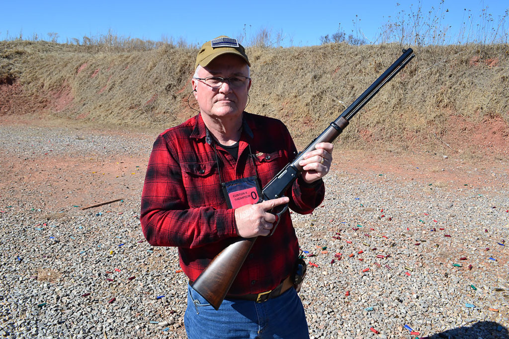 testing Henry lever action octagon frontier 22 magnum