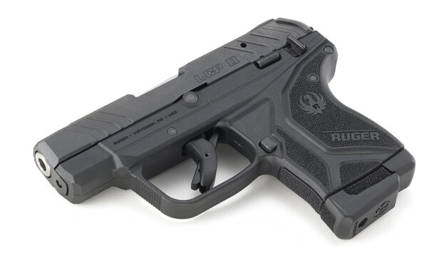 Ruger's Small Pocket Pistol LCP II Lite Rack in .22 Long Rifle
