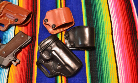 Galco International Makes the Best Holsters for CCW and Cowboy Carry