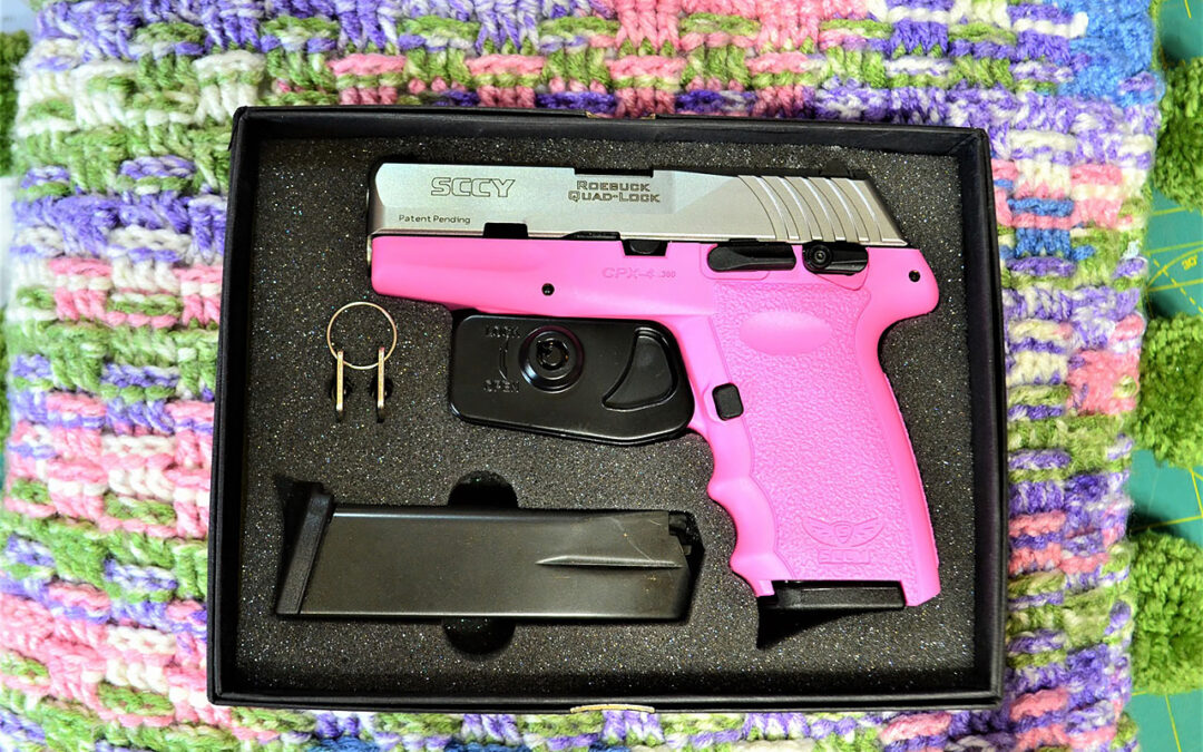 SCCY Best Semi-auto pistol under $300