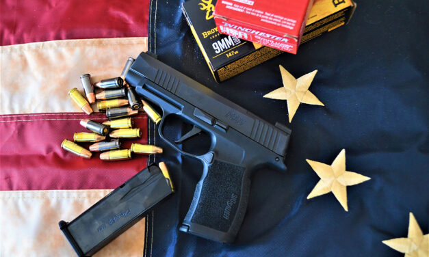 SIG Sauer P365XL: the Best Manly Concealable 9mm on Planet Earth