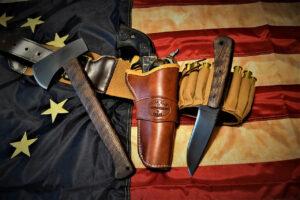 Winkler Highland Hunter Knife w/ Highland Hatchet